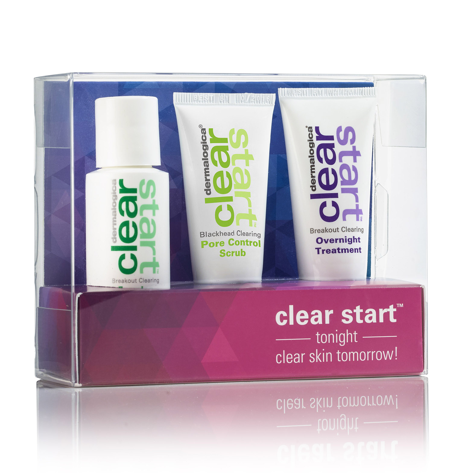 Clear Start Gift Set